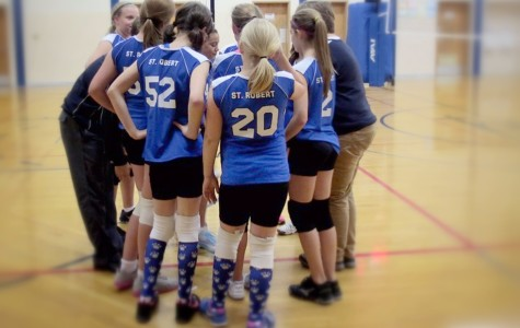 Seventh Grade Girls North Shore Volleyball Team