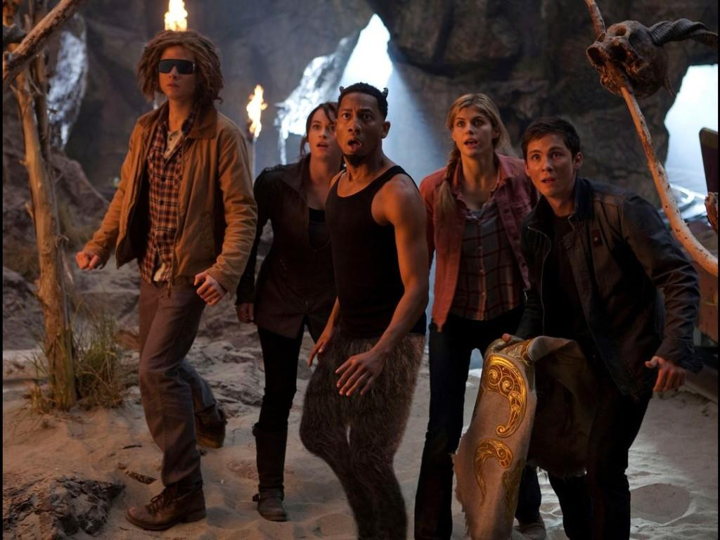 Percy Jackson And The Sea Of Monsters Movie Review White