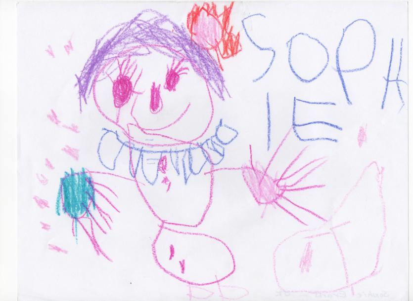 by Sophie Evans, Junior Kindergarten