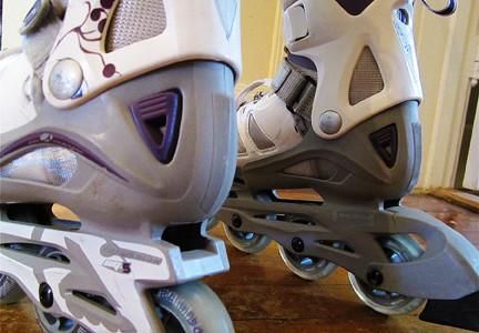 Roller Skating Unit