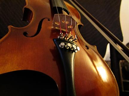 Lost and Found: Frank Almond's Strad Violin