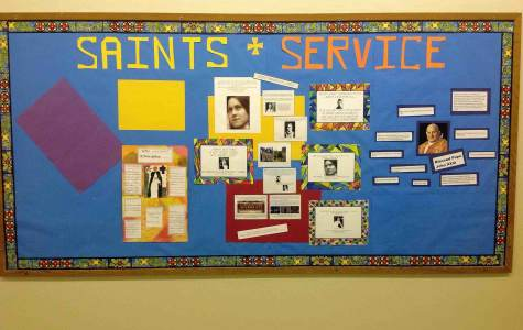Saint Role Models At St. Robert School