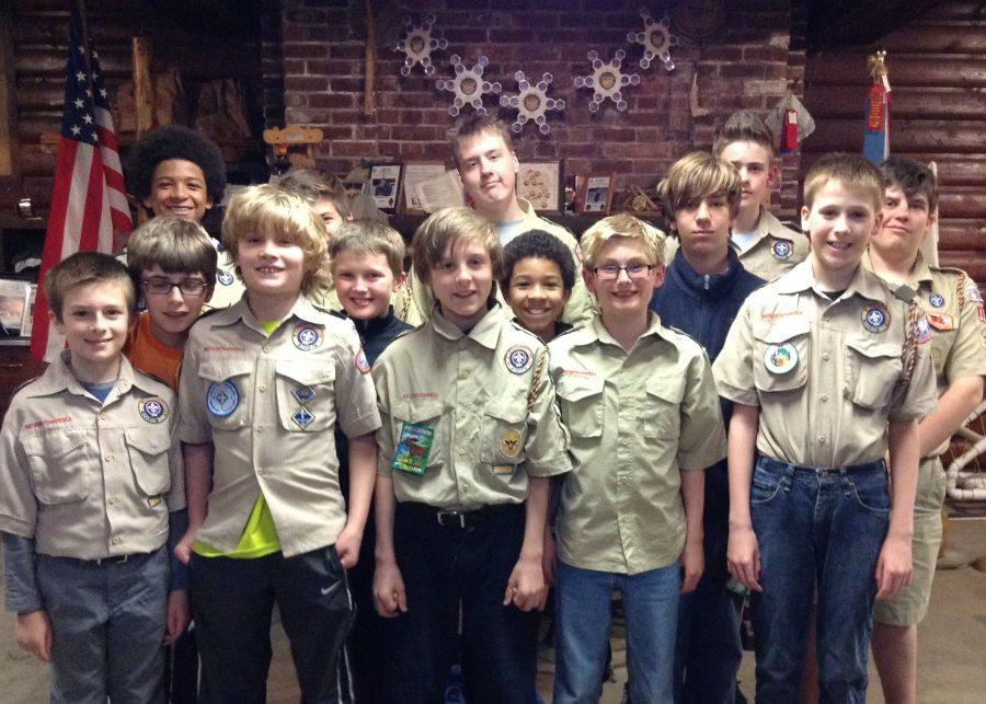 The Best of the Boy Scouts
