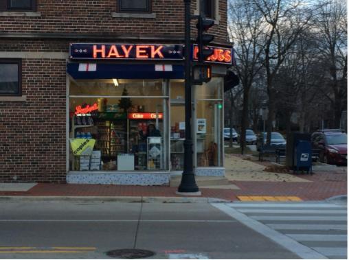Hayek's: Shorewood's Favorite Drug Store