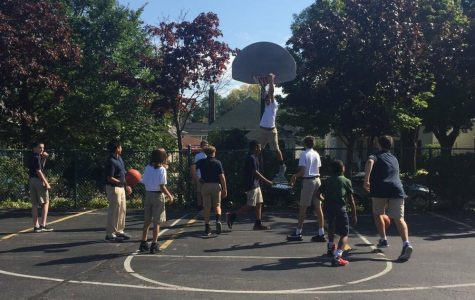 Recess Basketball