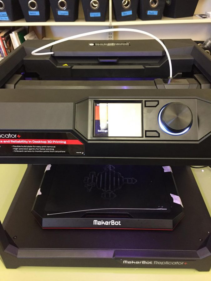 Makerbot: Improving Life at St. Robert