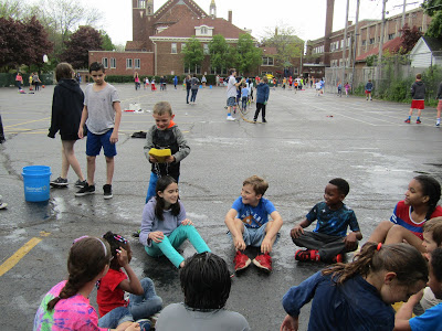 Field Day: A Day of Adventure, Activities, and Most Importantly, Fun!