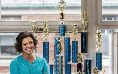 Leading Middle School: Ms. DeLapp