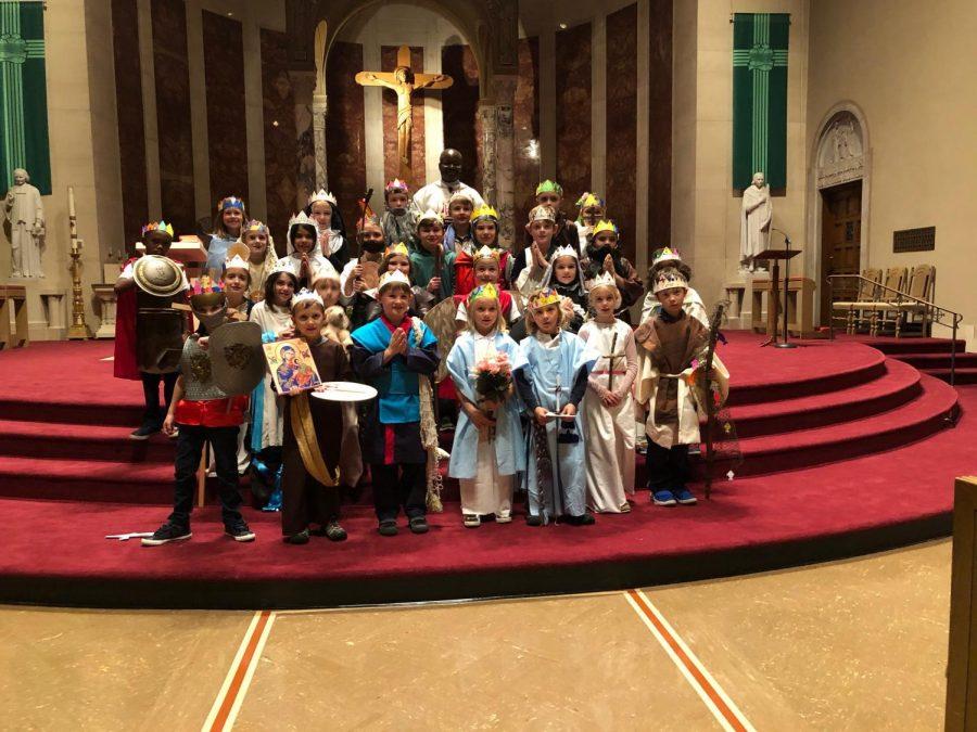 All Saint's Day: A Holy Celebration