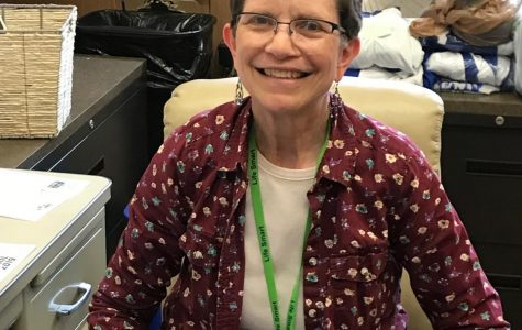 New Office Secretary: Mrs. Hagedorn