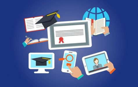 Social Distancing and the Pains of Online School