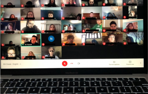Connecting through Google Meets