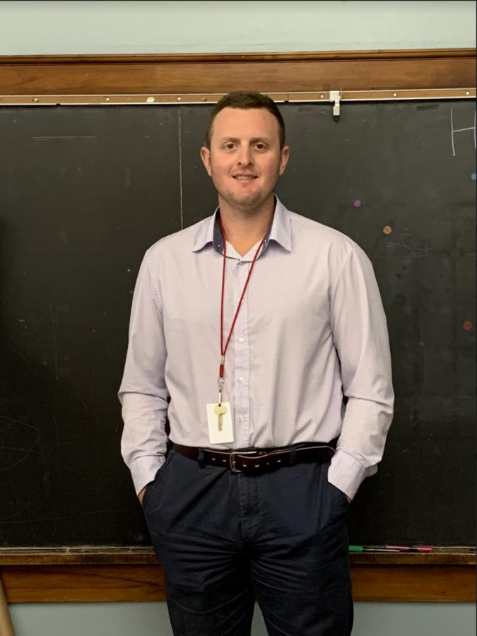 Majestic Math Teacher